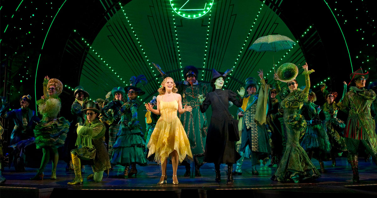 The Brain, Heart and Courage of 'Wicked'