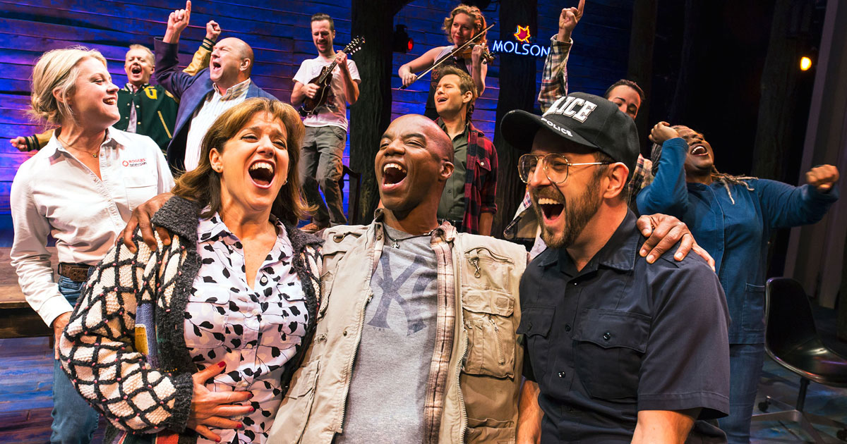 Imagine the World as One: 'Come From Away' is Valuable for All Groups