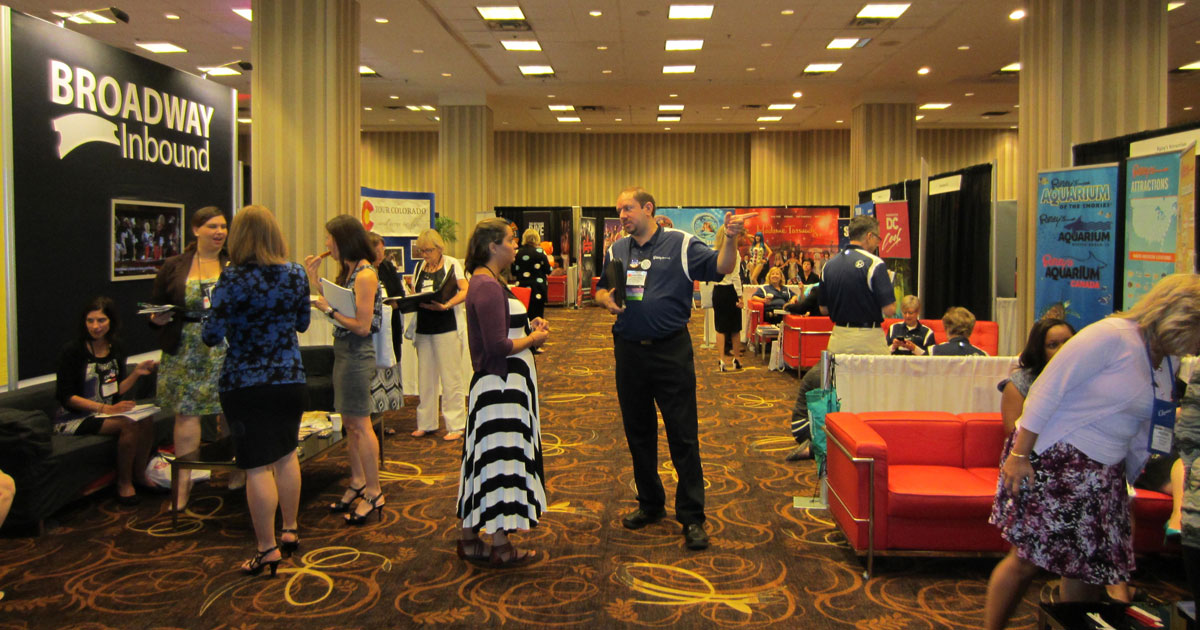 5 Tips for Trade Show Newbies