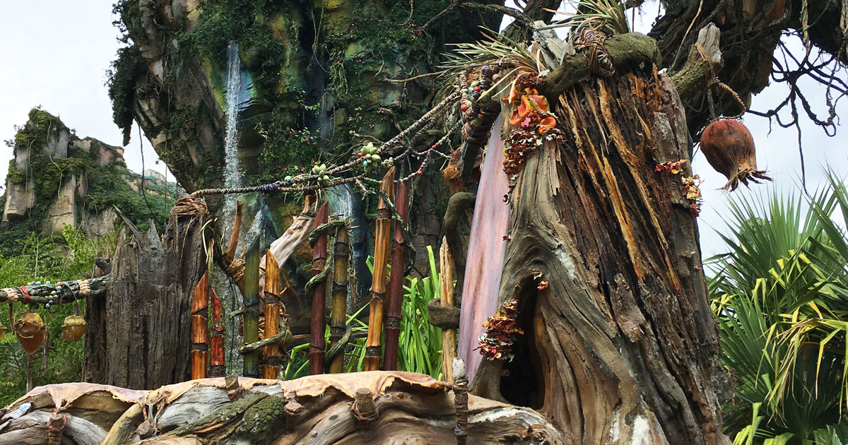 Pandora — The World of Avatar