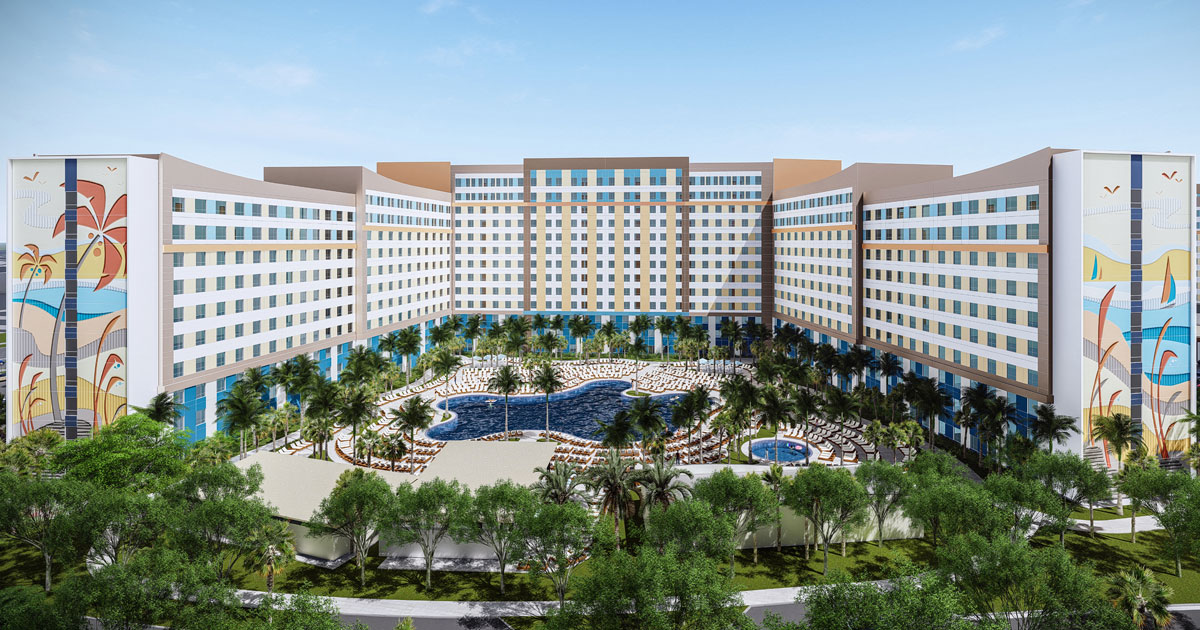 Universal Orlando and Loews Hotels & Co. to Offer Hotels for Every Budget