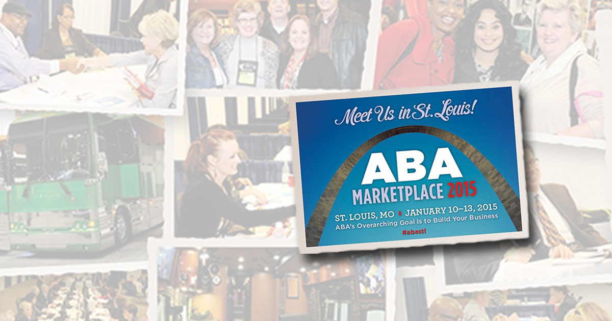 Schedule Your ABA Marketplace Appointments!