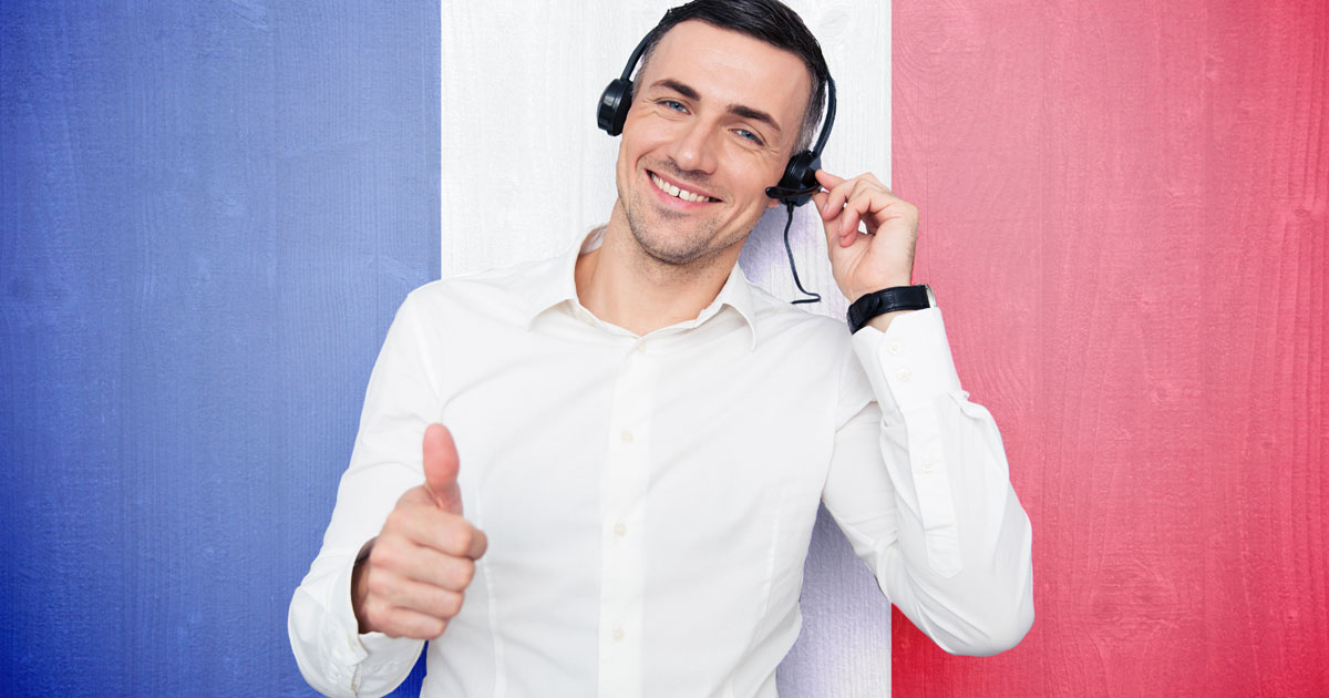 France is Directing Your Call
