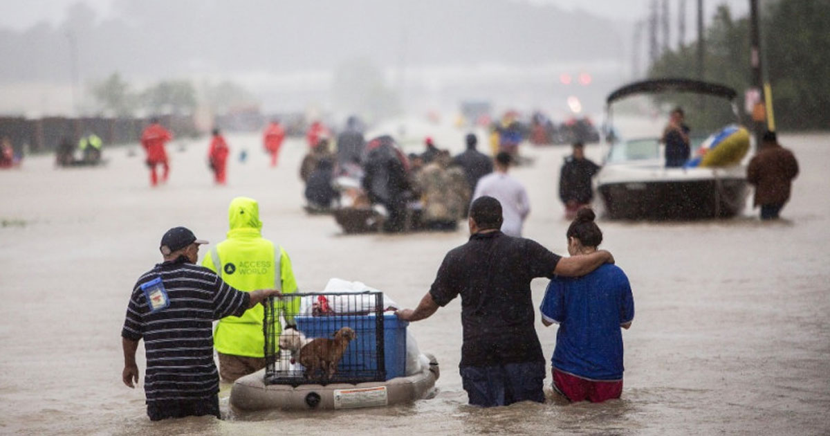 Hurricane Harvey Tourism Recovery Fund Unites Travel Industry