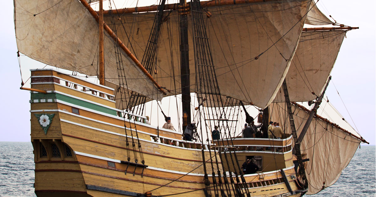 Plimoth Plantation and Mystic Seaport Announce Collaborative Restoration of Mayflower II