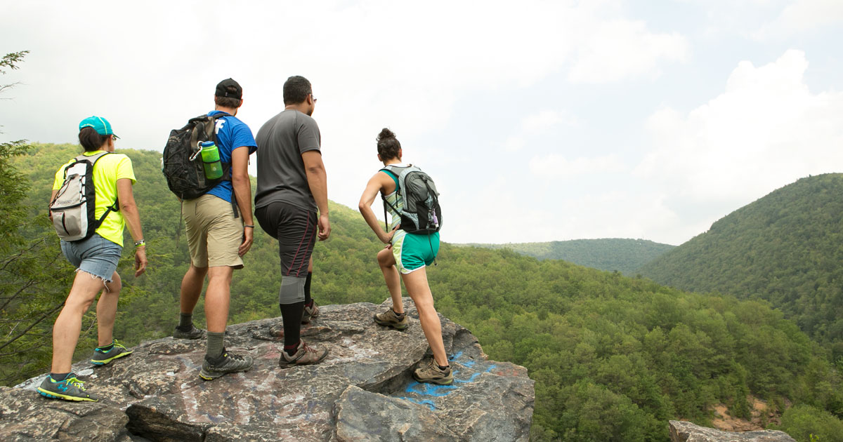 Trail Etiquette in Our National Parks