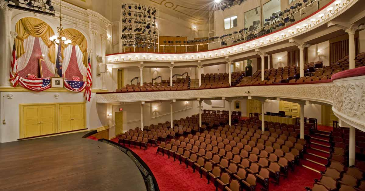 Abraham Lincoln's Life and Legacy at Ford's Theatre
