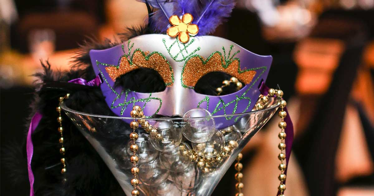 The Party Doesn't Have to Stop: Celebrating Mardi Gras in 2021