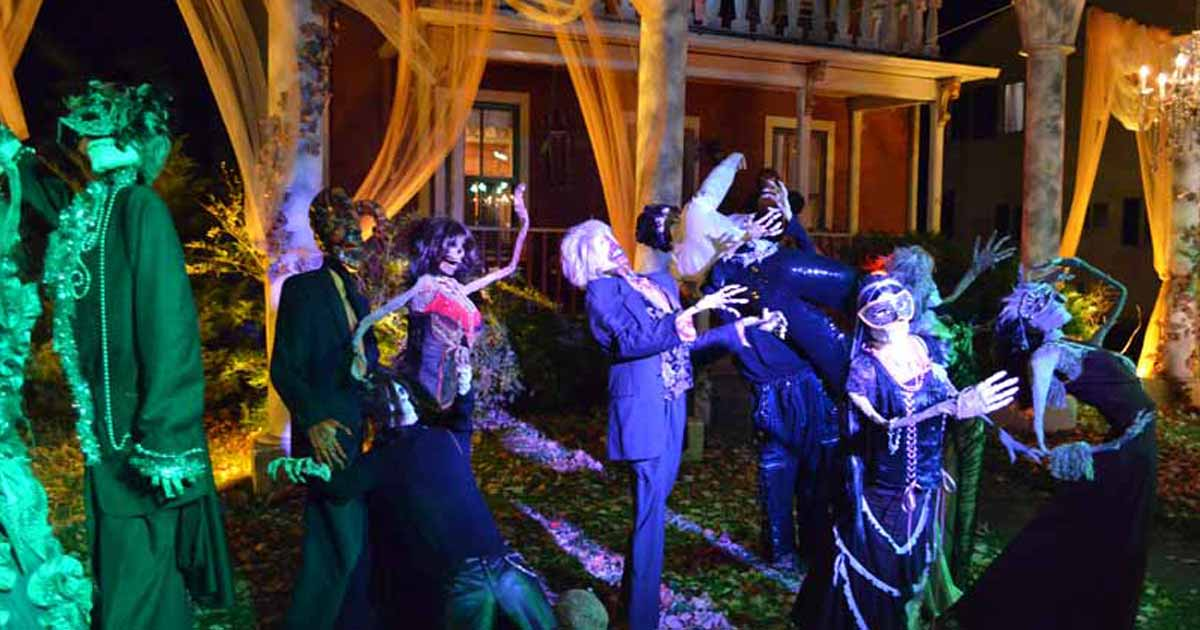 Spooky Halloween Celebrations for Groups