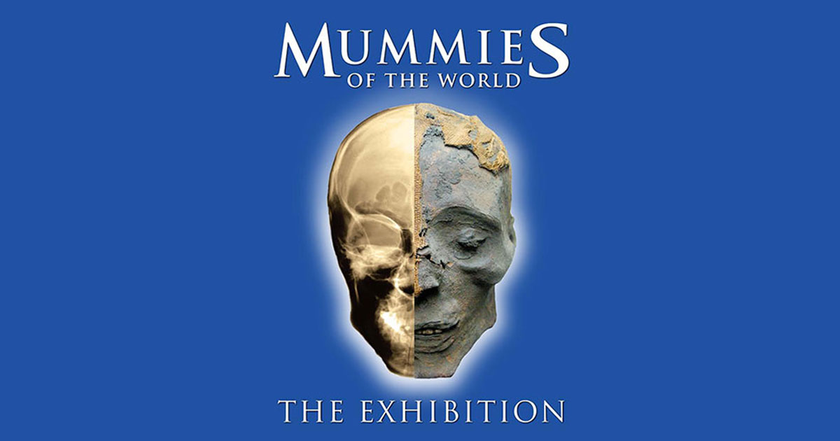 'Mummies of the World' at Cincinnati Museum Center