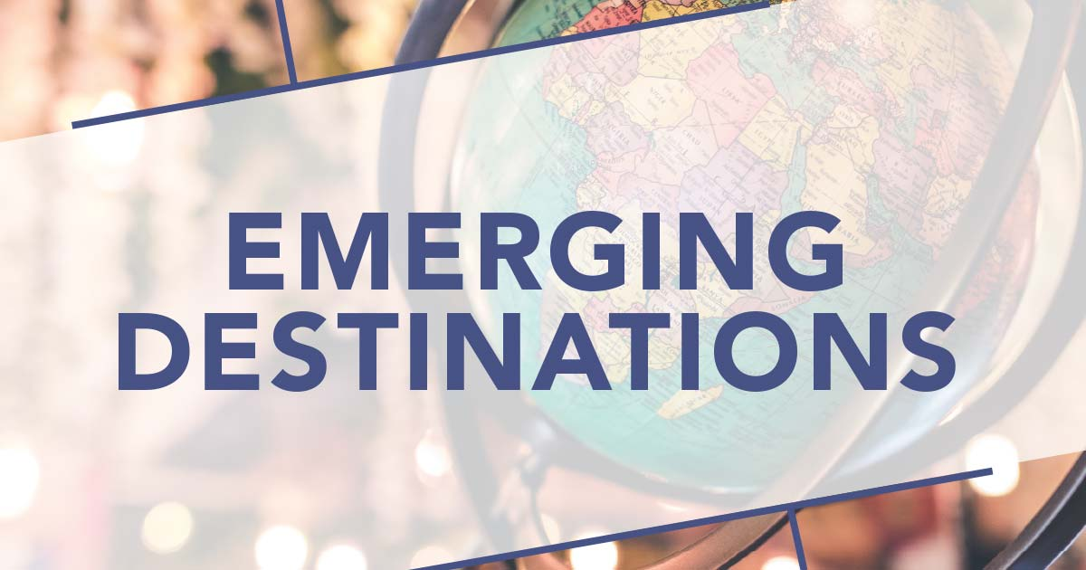 Top Emerging Destinations for Student Travel in 2019