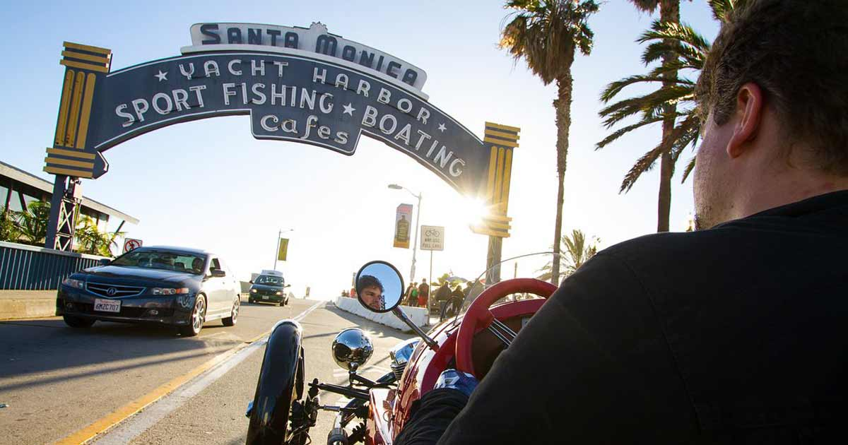 Feed Your Adventurous Spirit at the Santa Monica Pier