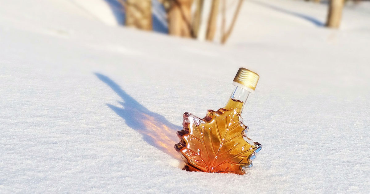 Goodbye, Winter! Hello, Maple Syrup!