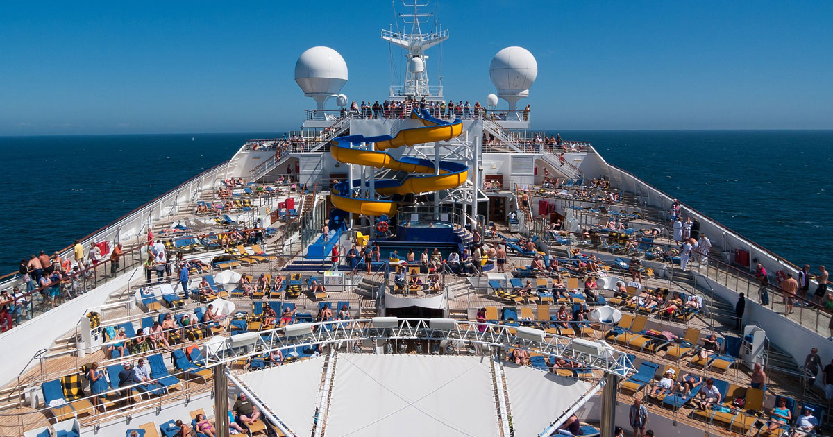 Millennials Like Cruises?