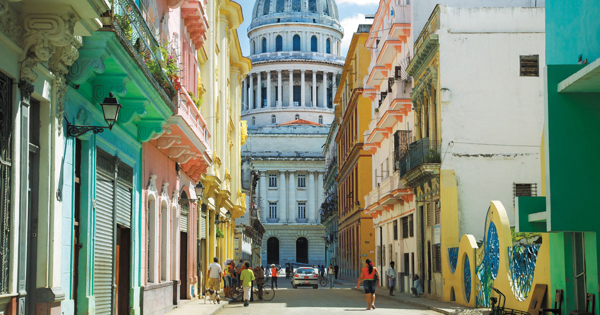 Until the Day Travelers Can Move More Freely Through Cuba …