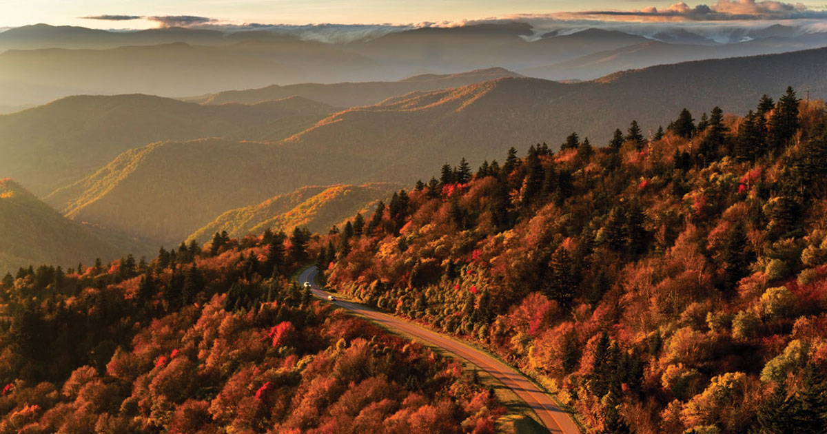 Autumn and Winter: The Smokies