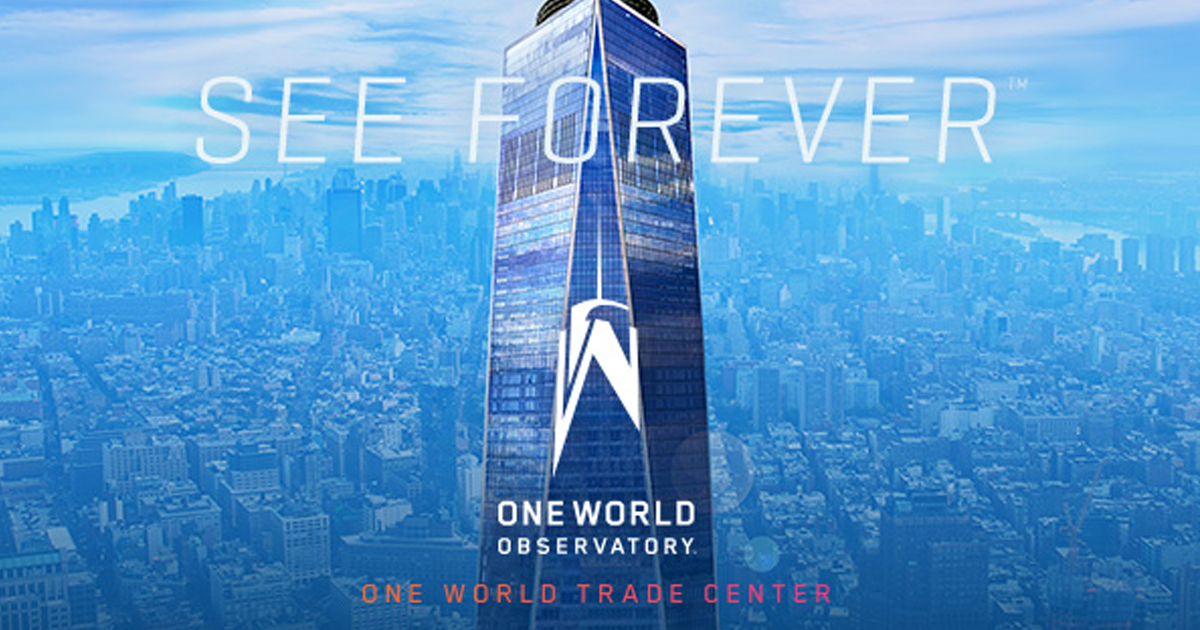 One World Observatory to Open Spring 2015