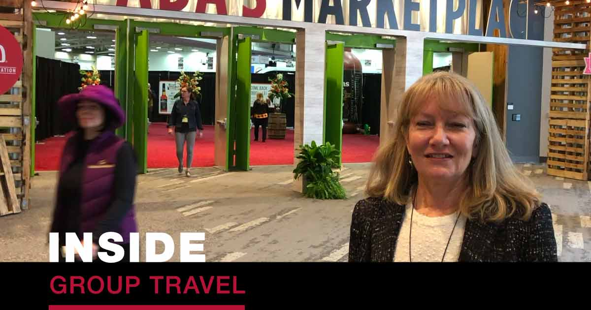 Inside Group Travel: Catherine Prather