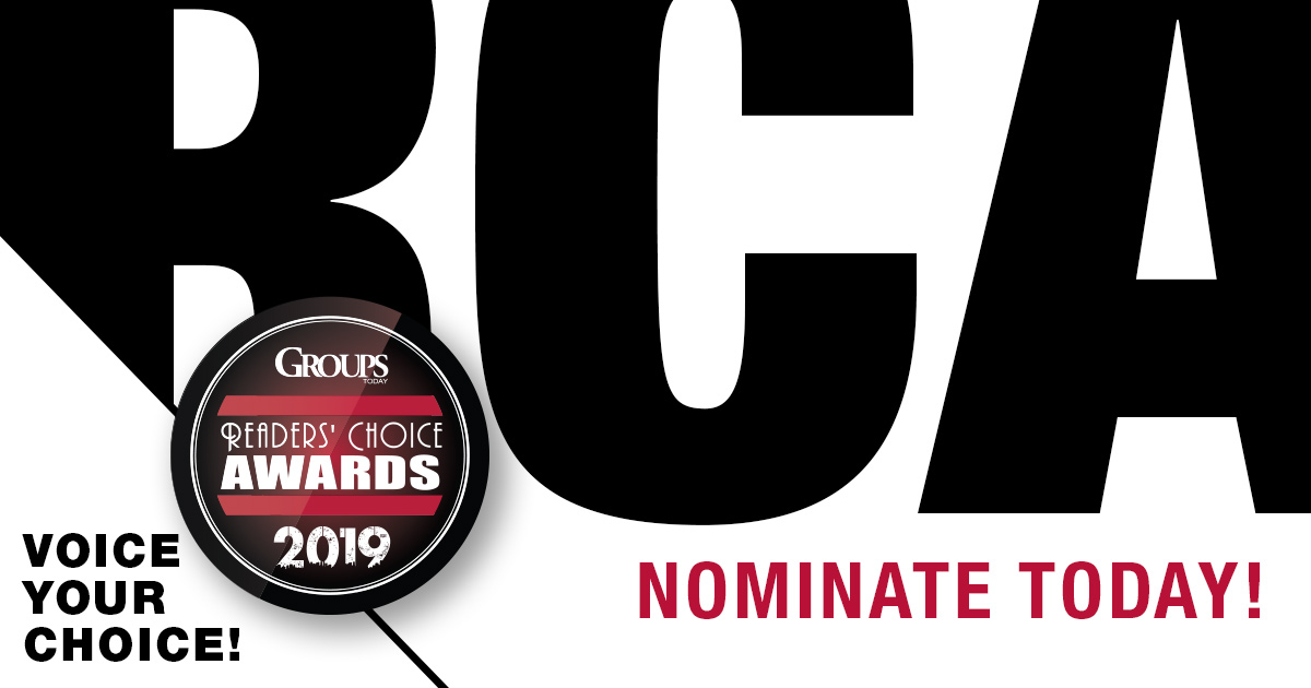 Reader's Choice Nominations 2019
